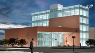 Revit Architecture - Commercial Building