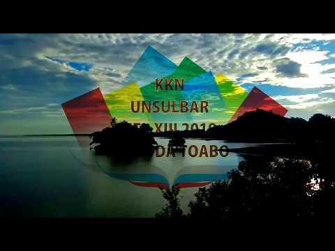KKN Luar Biasa || Universitas Sulawesi Barat Gel. XIII 2019 || Desa Toabo