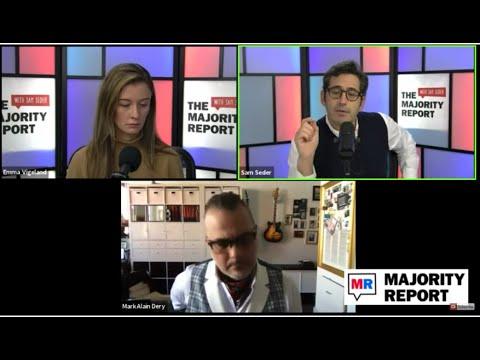 The Coronavirus Thanksgiving w/ Dr. MarkAlain Dery & Jean Ross - MR Live - 11/18