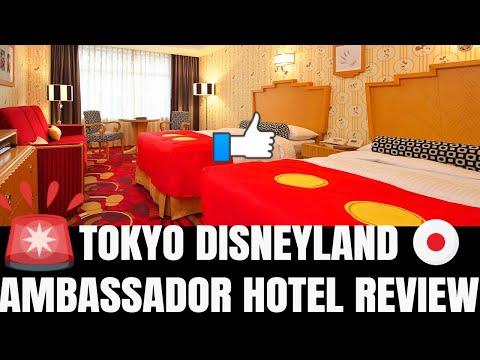 TOKYO DISNEYLAND Ambassador Hotel Review