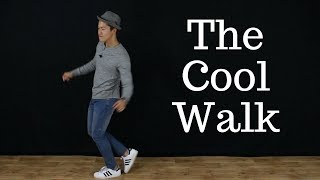 Cool Dance Moves To Impress Your Friends - The Cool Walk