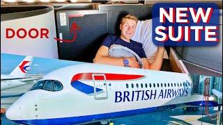 British Airways A350-1000 UNDERWHELMING CLUB SUITE Experience