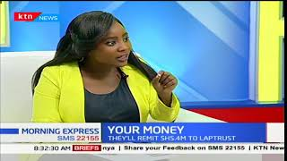 Your Money: Saving money through Laptrust