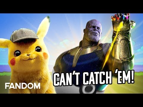 Detective Pikachu Can't Catch Avengers: Endgame | Charting with Dan!