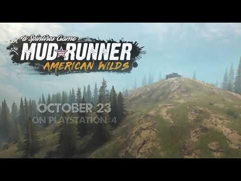 Видео № 0 из игры Spintires: MudRunner American Wilds [PS4]