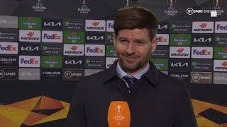 """Alfredo Morelos loves this competition!"" Steven Gerrard lauds Colombia striker as Rangers progress"