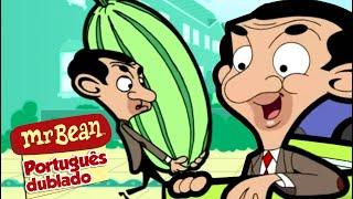 A grande competição | Mr Bean Animado | Episodios Completos | Viva Mr Bean