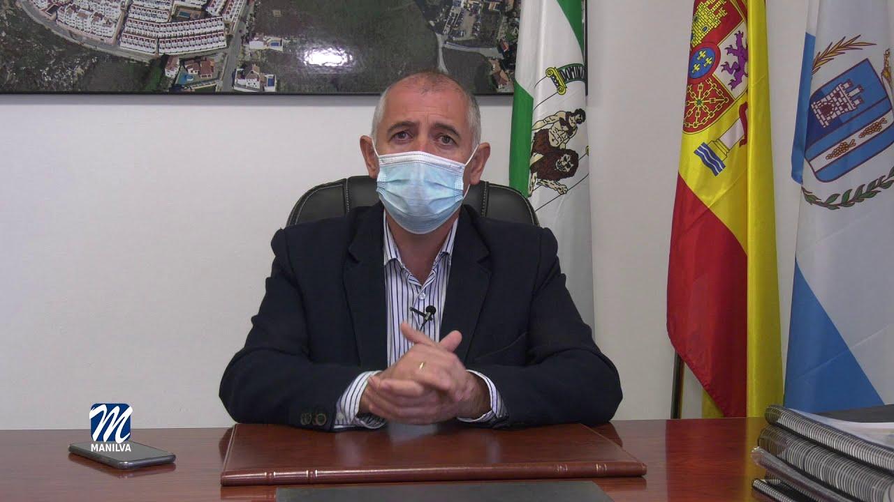 Video institucional del alcalde de Manilva
