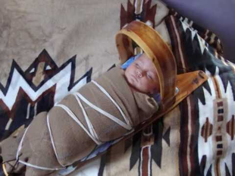 What Is A Native American Papoose Board Yahoo Answers