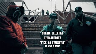 "Statik Selektah & Termanology (1982) ""F*ck Ya LyfeSTyle"" ft (Nems & Beanz)"