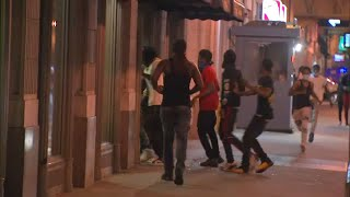 Chicago Looting: Looters Break In To Potbelly Restaurant In Chicago Loop | ABC 7 Chicago