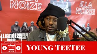 Young TeeTee discusses Jeezy's influence, Scammers, Roc Nation label and more | iLLANOiZE Radio