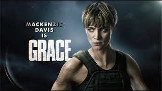 VIDEO: TERMINATOR: DARK FATE – Grace Character Featurette