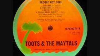 Toots & the Maytals - True Love Is Hard to Find