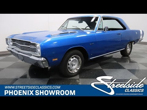 Video of '69 Dart - Q2EH