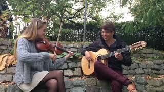 Video Thomas Zwijsen and  Wiki Krawczyk play Melissa
