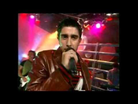 Alex Ubago video Sin miedo a nada - Estudio CM 2004