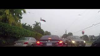 Rainy Day In Kingston, Jamaica