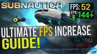 Best fps options for subnautica