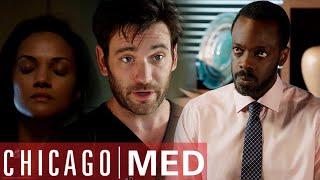 Dr. Rhodes   When Surgeons BURNOUT | Chicago Med