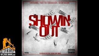 San Quinn x Yoey Da Fundraiser x Beeda Weeda - Showin' Out [Prod. Serg Da Mac] [Thizzler.com Exclusi