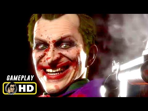 MORTAL KOMBAT 11 (2020) Joker Fatalities Gameplay Trailer [HD] MK11
