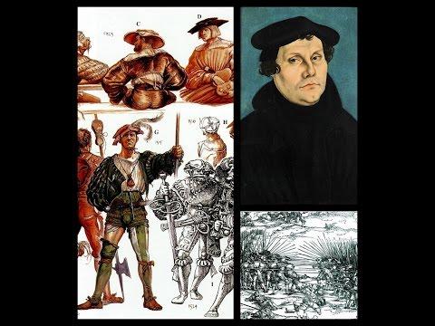 История нового времени: 1500-1800, серия 3: военное дело начала 16-го века, Реформация