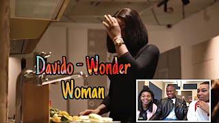 Davido - Wonder Woman (official video) REACTION
