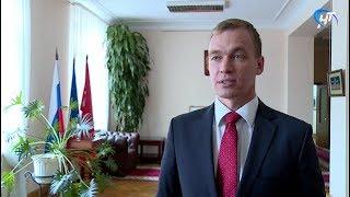 Руководитель регионального представительства АСИ Николай Вяткин встретился с Андреем Никитиным