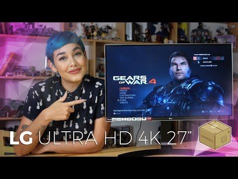 LG Ultra HD 4K 27
