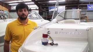 Boat Owner's 101 - Rule Automatic Bilge Pump