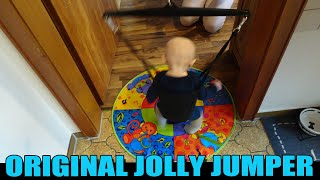 ORIGINAL JOLLY JUMPER BABY TRAININGSGERÄT mit MUSIKMATTE [Vorstellung | dertestmichel]