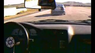 preview picture of video '1/3 Racalmuto 17 02 08 CameracarBy Rambus @ Opel Calibra c20xe 2.0 16v Parte 1'