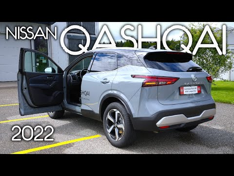 New Nissan Qashqai 2022