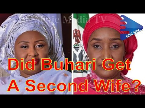 President #Buhari Getting Married To His #Girlfriend As The New Wife Today In Abuja?
