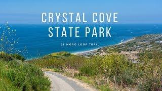 Hiking Crystal Cove State Parks El Moro Loop Trail In Laguna Beach