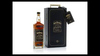 Jack Daniels Sinatra 100 Years Special Edition   MW Luxury Packaging