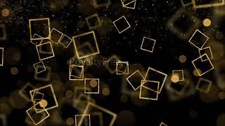 golden frames motion background | golden background animation | gold Wedding background video 2020