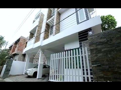 2850 SqFt 4 BHK Home in 3 Cents in Kaloor |  Dream Home 28 Jan 2017