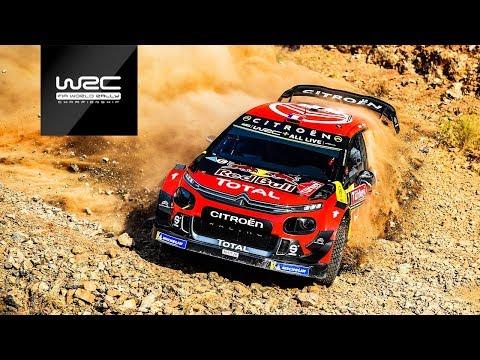 WRC - Rally Turkey 2019 - WINNER Sébastien Ogier