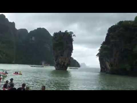 Download James Bond Island - Phuket -Thailand Mp4 HD Video and MP3