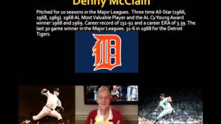 Clubhouse Chatter- Guest- Denny McLain