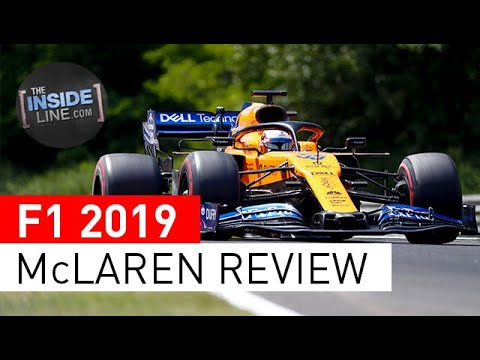Image: Watch: McLaren's mid-season review