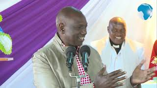 DP Ruto on how one should introduce his wife
