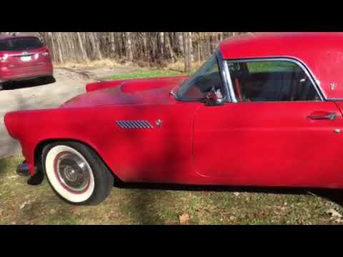 1955 Ford Thunderbird (CC-1159129) for sale in Grand Rapids, Minnesota