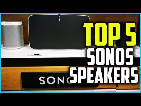 Top 5 Best Sonos Speakers in 2019 Review