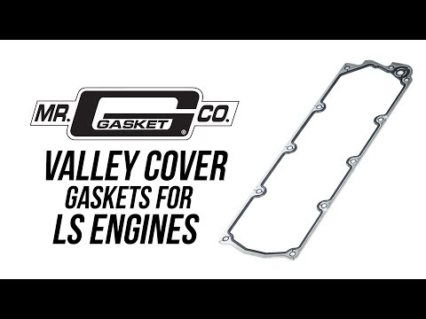 Mr. Gasket Valley Cover Gaskets