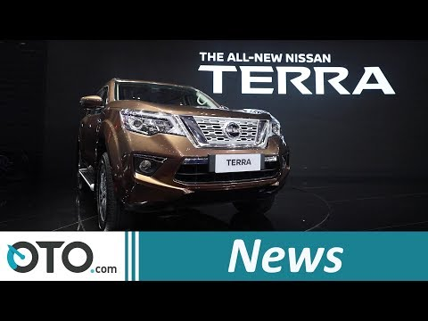 Nissan Terra Dijual Rp 460 juta | GIIAS 2018 | OTO.com