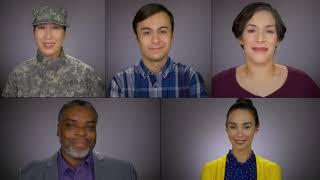 DCRCA-TV – Recovery Portraits SAMHSA TV PSA