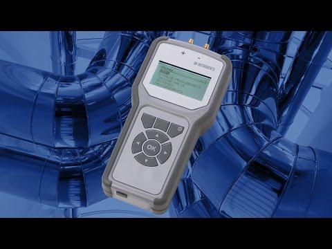 Micro Manometer PHM-V1